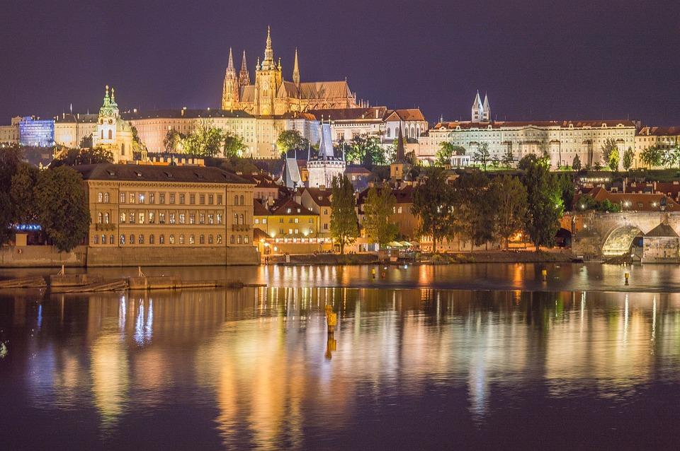 Praha náhled