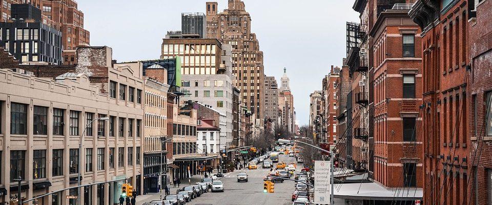 nová městská čtvrť