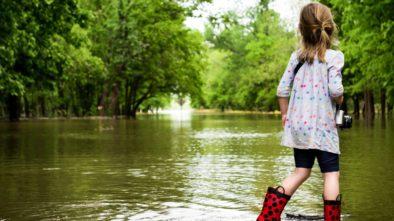 výročí povodní