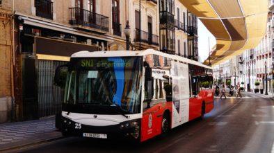 zkušební provoz elektrobusů