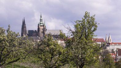 Pražský hrad byl otevřen