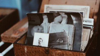 historické fotografie z archivu