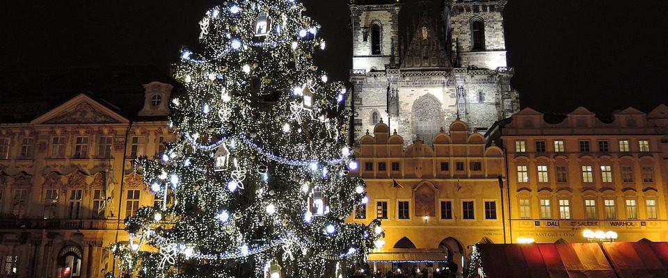 Štědrý den v Praze