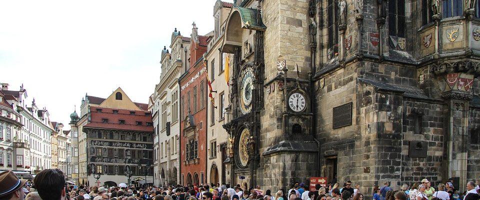 Aktuální počet obyvatel v Praze