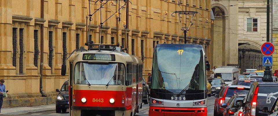 Přerušení tramvajové dopravy