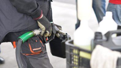 Kontrola pohonných hmot