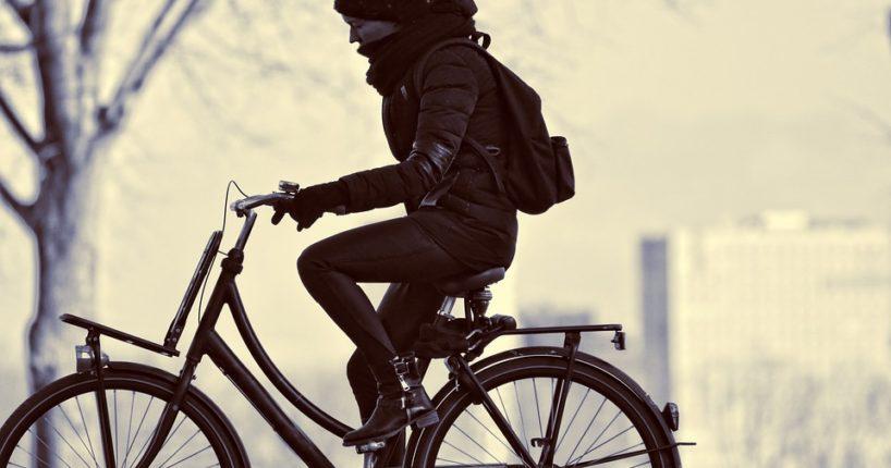 Cyklisté v Praze