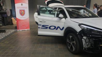 Bezpečnost Hyundai Praha
