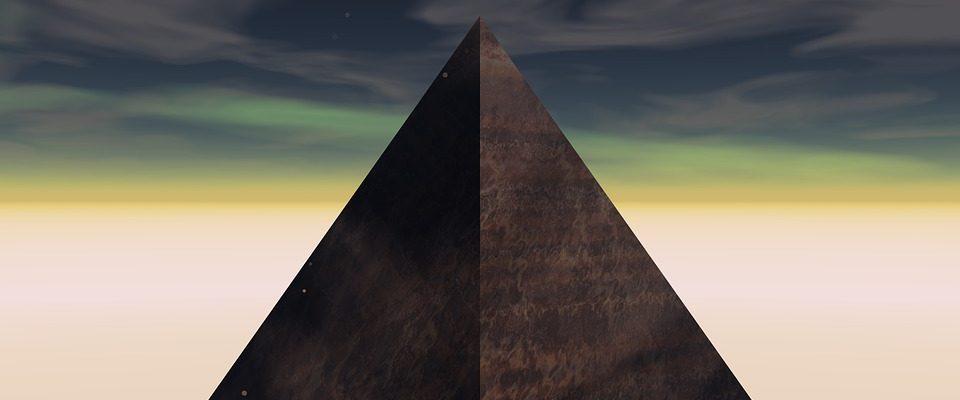 léčivou pyramidou