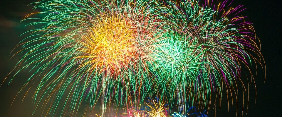 Jaký byl letošní pražský novoroční ohňostroj?