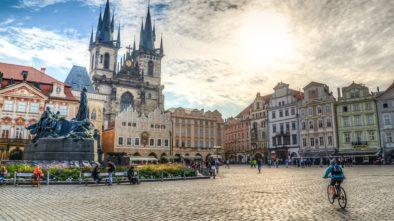 Praha budoucnosti. Jak vypadá?
