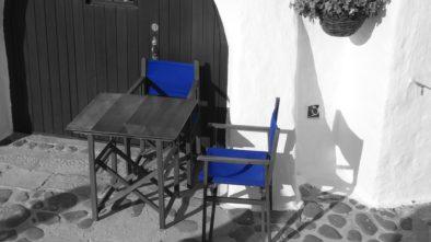 Co je projekt Pražské židle & stolky?
