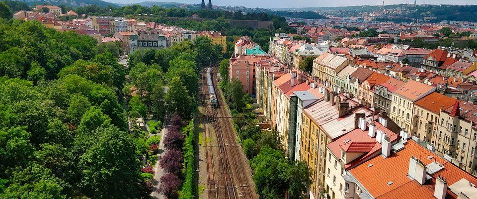 Praha patří mezi nejzelenější města světa